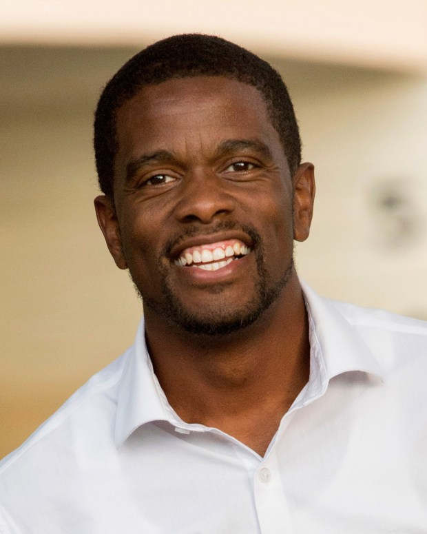 Undated courtesy photo, circa Oct. 2017, of Melvin Carter, candidate for St. Paul Mayor in the Nov. 2017 election. (Courtesy of the candidate)