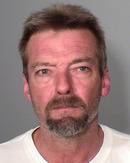 April 2017 courtesy photo of Terry Scott Nyblom. Nyblom, a Vadnais Heights city council member, was arrested on charges of domestic assault and interfering with a 911 call, among others, authorities said Monday, May 1, 2017. Nyblom, 53, was taken into custody at his Vadnais Heights home early Sunday morning after quarreling with a 53-year-old St. Paul woman in his home, and allegedly trying to prevent her from placing a 911 call, according to the Ramsey County Sheriff's department. (Courtesy of the Ramsey County Sheriff's Office)