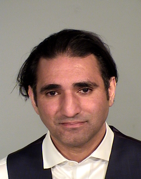 Gurdip Singh Atwal, who is a Ramsey County District Court judge and goes by Judge G. Tony Atwal, was charged on Tuesday, Jan. 2, 2018, with two counts of third-degree DWI, careless driving and failing to stop for a stop sign after being arrested in St. Paul early on Jan. 1, 2018. (Courtesy of the Ramsey County Sheriff's Office)