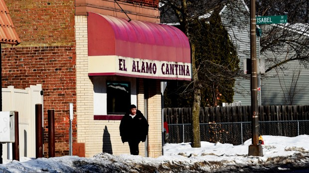 El Alamo, 429 S. Robert St., St. Paul, Wednesday, Feb. 14, 2018. The City Council will vote Wednesday whether to revoke their license. (Jean Pieri / Pioneer Press)
