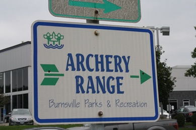 Burnsville's archery range will close after the city agreed to sell the site to Dodge of Burnsville. A new range will be built off Zenith Avenue near the Rudy Kraemer Nature Preserve. (Courtesy of city of Burnsville)