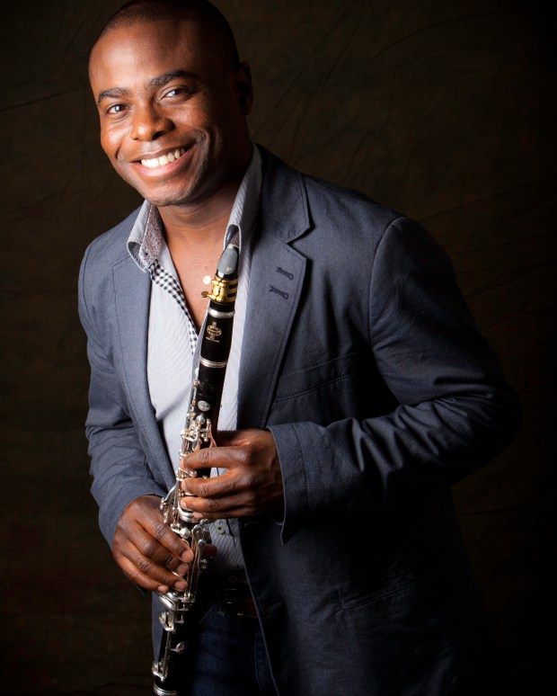 Clarinetist Anthony McGill