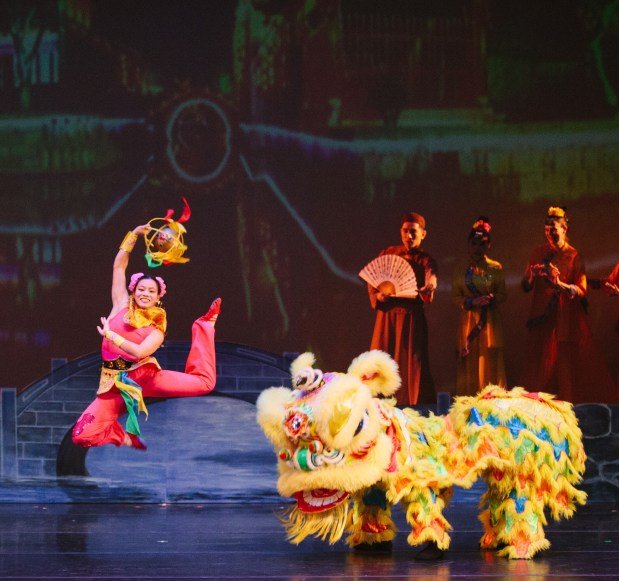 CAAM Chinese Dance Theater