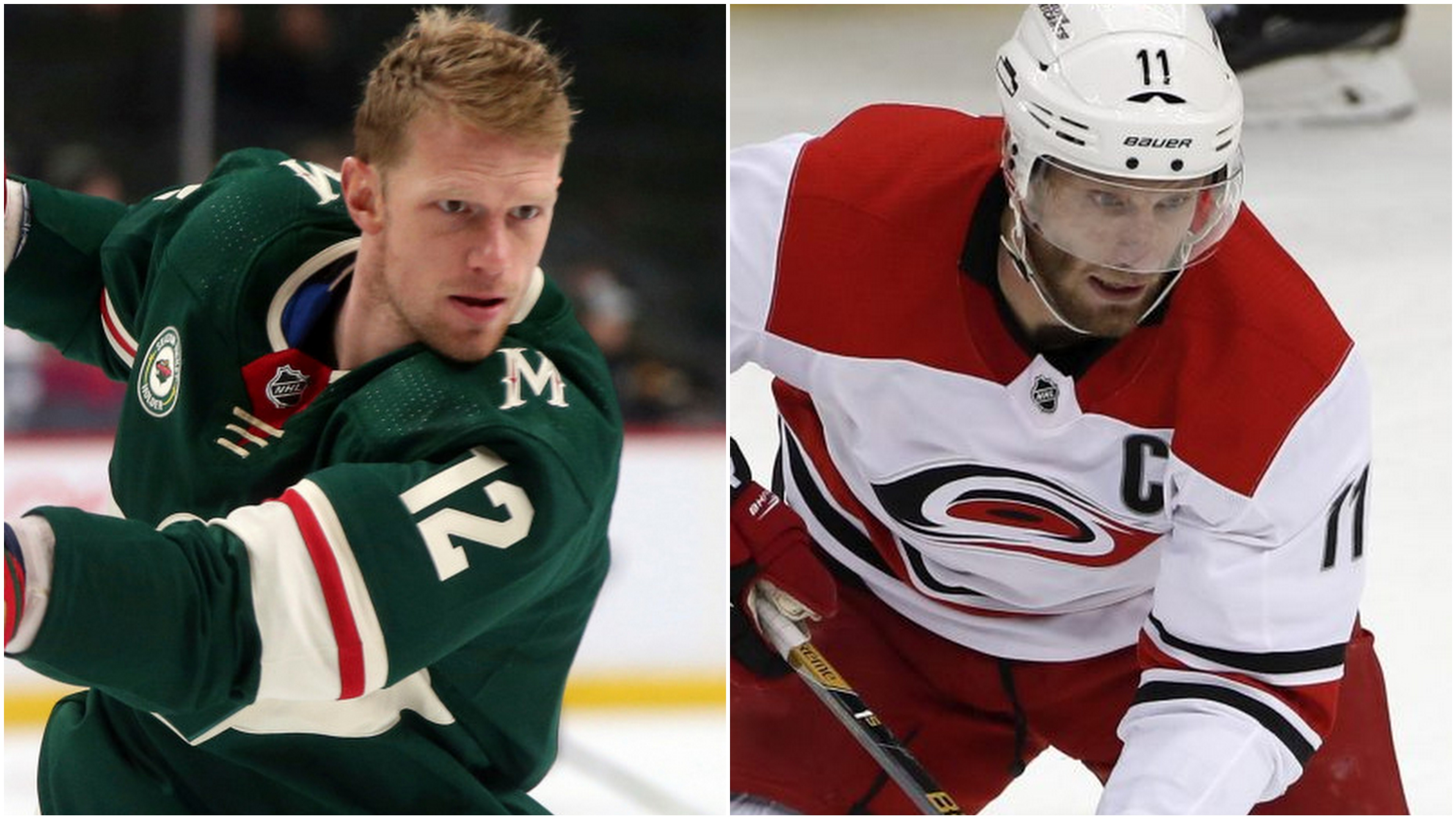 Wild: Staal Brothers Meet At Difficult Time For Family