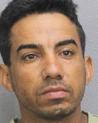 Nisbany Surit Garcias, accused of DUI. (Courtesy of Broward County sheriff's office)