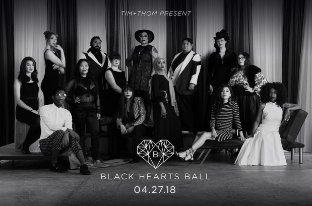 Black Hearts Ball Spring 2018. (Courtesy Alex Butterfield)