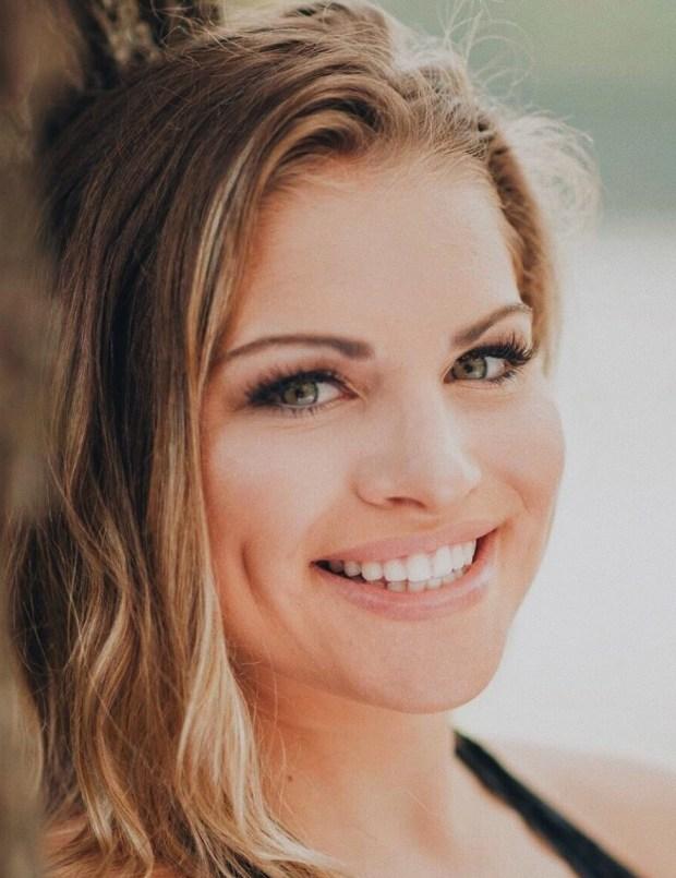 2018 Athena award winner Hannah Stec of Chisago Lakes.