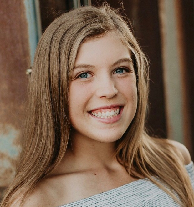 2018 Athena award winner Megan Welch of Lakeville North.