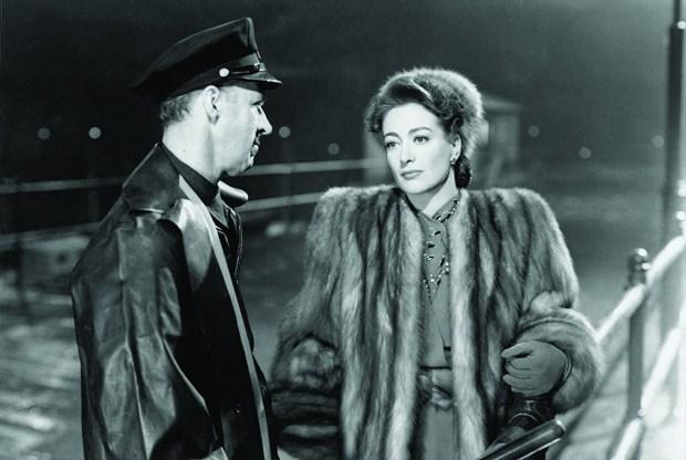 """Joan Crawford in """"Mildred Pierce."""" (Warner Bros.)"""