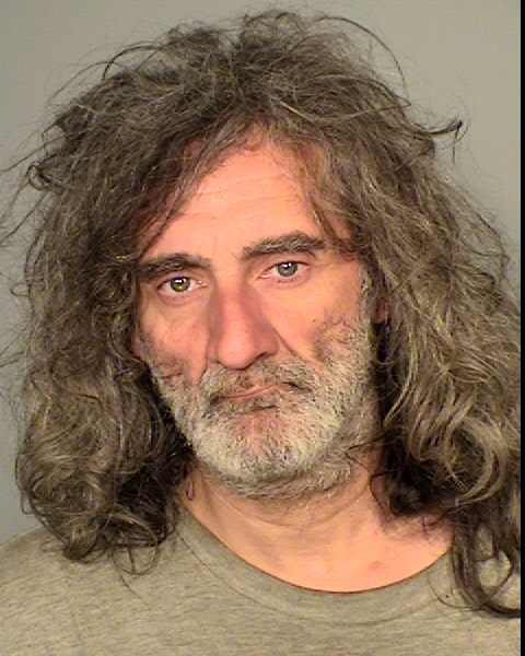 David Alexander Tourville was charged May 9, 2018, with stalking and making threats of violence to Minnesota Gov. Mark Dayton. He allegedly left seven voice mails in January 2018 and April 2018 on the governor's phone machine. (Courtesy of Ramsey County Sheriff's Office)