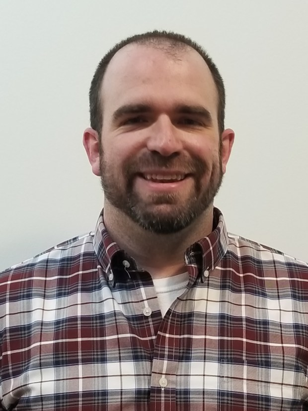 Nathan Arnold is the project manager for the Manning Avenue realignment project in Washington County. (Courtesy of Washington County)