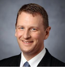 Undated courtesy photo, circa June 2018, of Chad Leqve. The Metropolitan Airports Commission recently appointed Chad Leqve, an employee of 22 years and former director of MAC's environment department, as its new vice president of management and operations. (Courtesy of the Metropolitan Airports Commission)