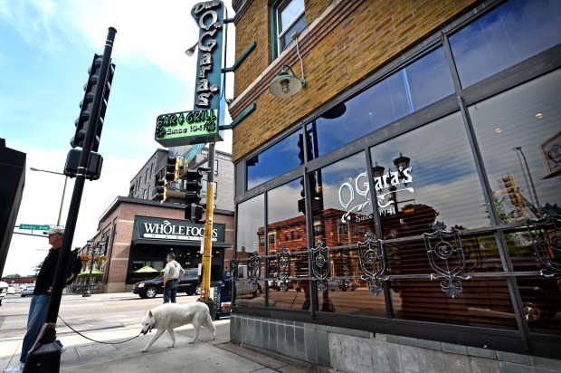 O'Gara's Bar and Grill could undergo a transformation soon in St. Paul, Friday, June 22, 2018. There will be big changes on Snelling Avenue, not far from Allianz Field. (Jean Pieri / Pioneer Press)