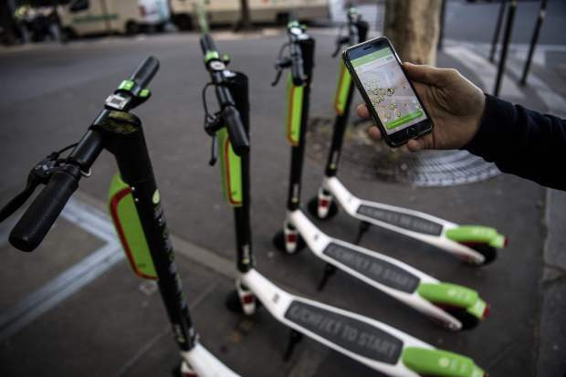 E-scooters return to St  Paul: Lime is here, and Bird Rides
