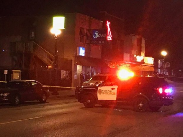 Altercation outside St. Paul bar ends with man fatally shot