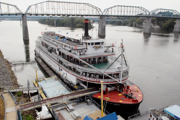 Congressional action means Delta Queen riverboat could