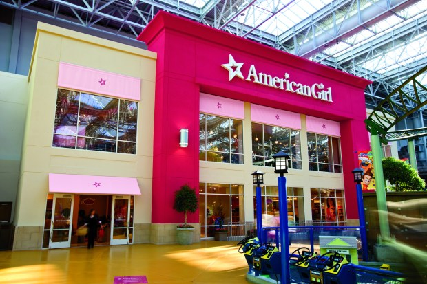The American Girl Store At Mall Of America Will Close March 20 It Was Announced On Jan 31 2019 Courtesy