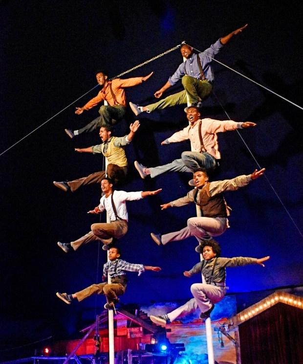 Children's Theatre's 2019-20 season has circus, Cinderella, 'Spamtown'