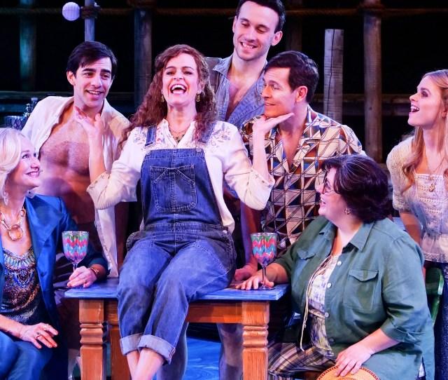 Chanhassen Dinner Theatres Strikes Gold With Wildly Entertaining