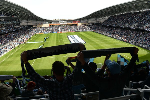 Drainage problem requires new turf at Allianz Field before Tommies-Johnnies, MLS playoffs
