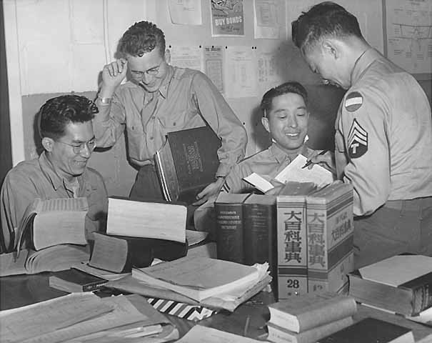 Japanese-American recruits trained for secret mission at
