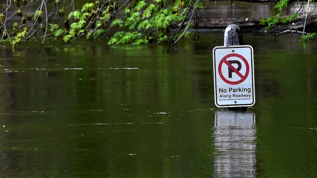 Pair of flooded St. Paul parks to reopen within weeks