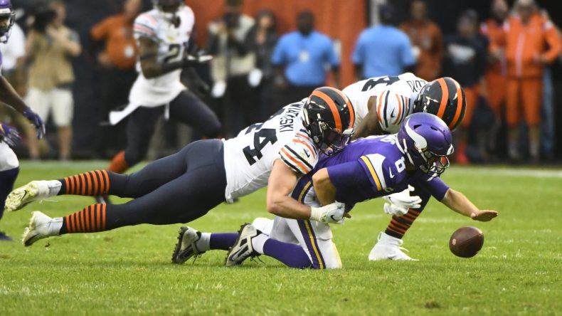 After Vikings' 16-6 loss to Bears, 'everyone's frustrated,' says ...