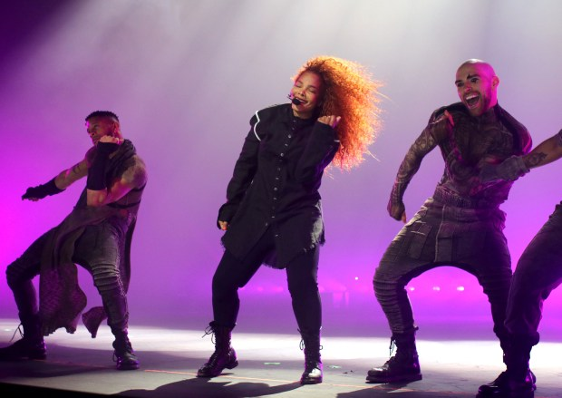 At outdoor casino gig, Janet Jackson thanks Minnesota for 'allowing me to discover myself' – Twin Cities