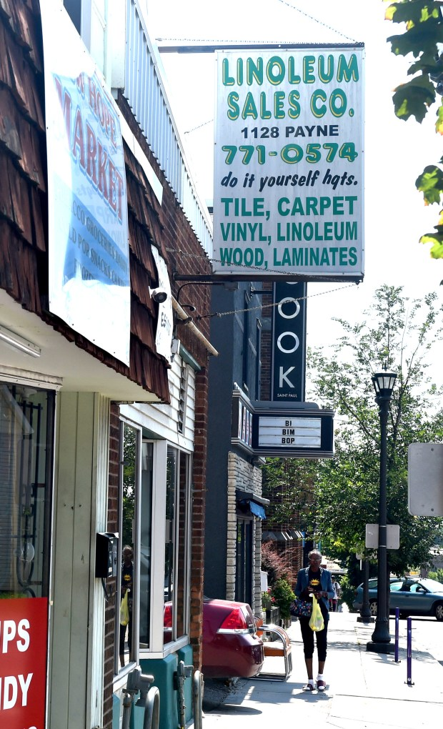 Husband-and-wife studio owners call St  Paul's Payne Avenue