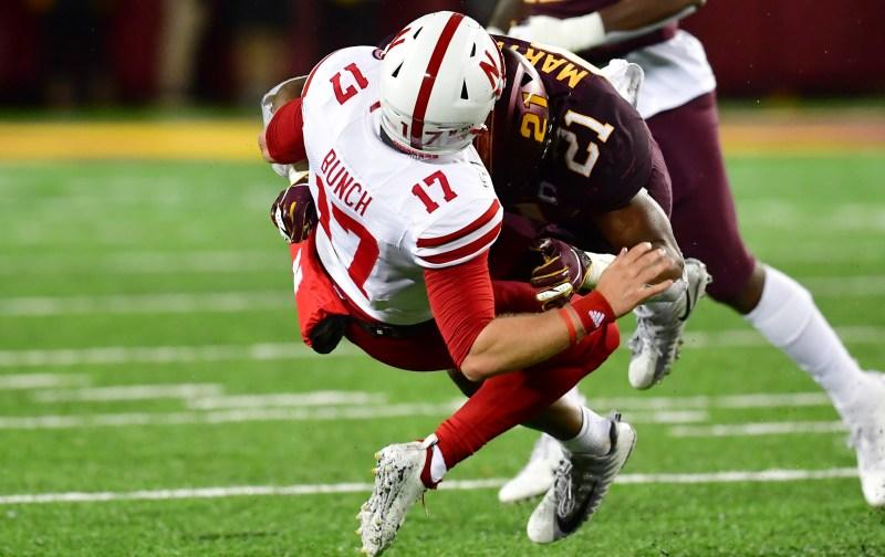 Gophers star linebacker Kamal Martin injured versus Rutgers