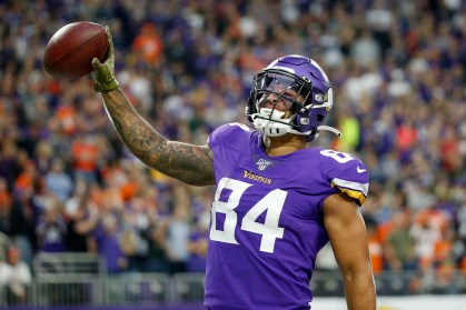 Vikings tight end Irv Smith Jr. ready for big jump in Year 2