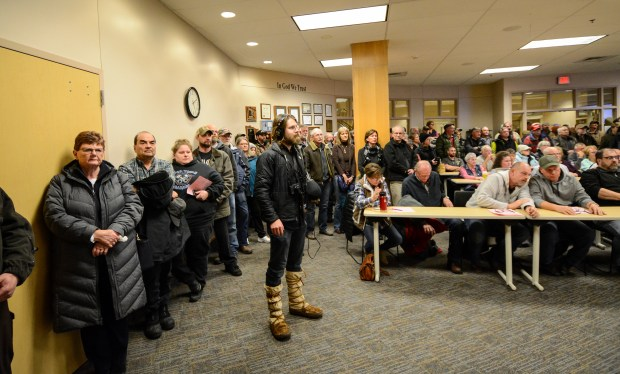 After Beltrami County banned refugees, the reaction was swift