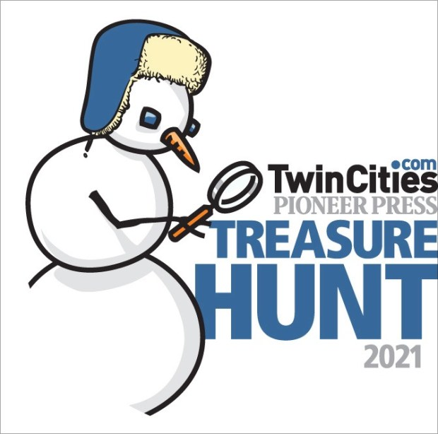 Pioneer Press Treasure Hunt 2021 is on — but expect some changes
