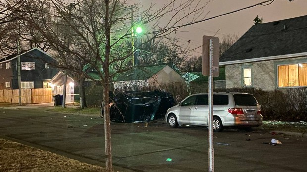 Teen critically injured when stolen vehicle crashes in St. Paul