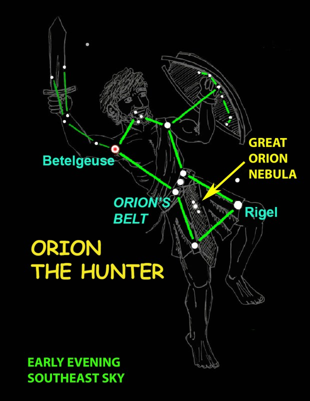 Mike Lynch's Skywatch: Let us ponder the wonder of the great Orion Nebula