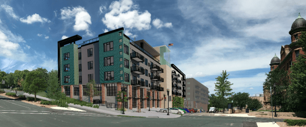 South St. Paul's old commercial area sees surge in apartment projects