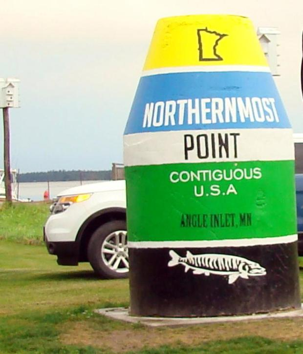 Canada eases border restrictions for Northwest Angle residents