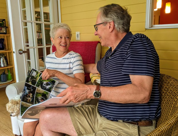 White Bear Lake woman writes book about uncle's escape from Nazi-occupied France