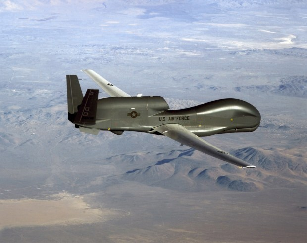Oops. Air Force says drone that crashed in North Dakota cost 0 million