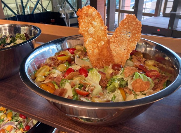 Xcel Energy Center introduces new foods and a 'social sharing' dining experience
