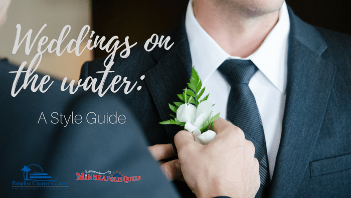 Weddings on the Water: A Style Guide
