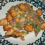 Tator Tot Hot Dish