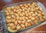 Tator Tot Hotdish