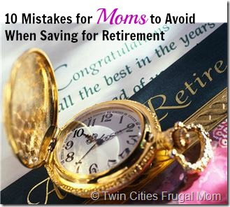 mom retirement planning