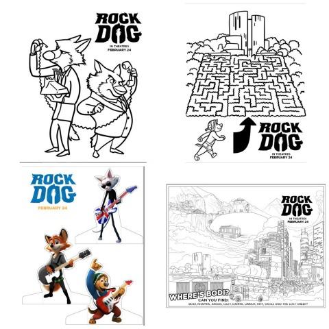 rockdogprintables