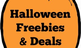 Halloween Freebies & Deals 2017