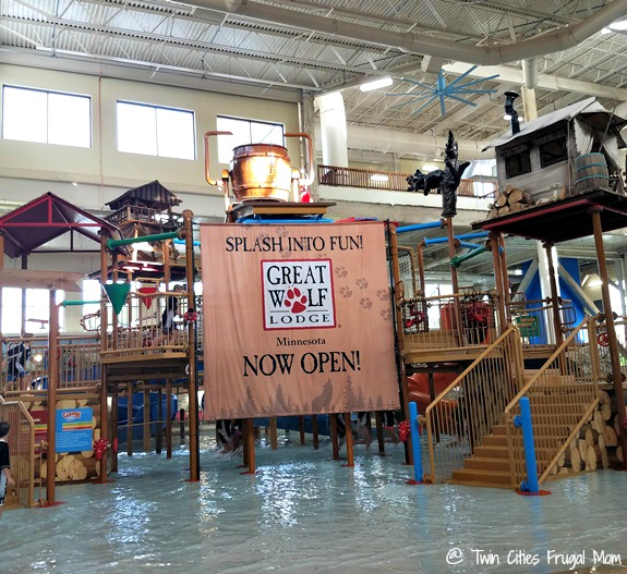 Great Wolf Lodge Bloomington Grand Opening