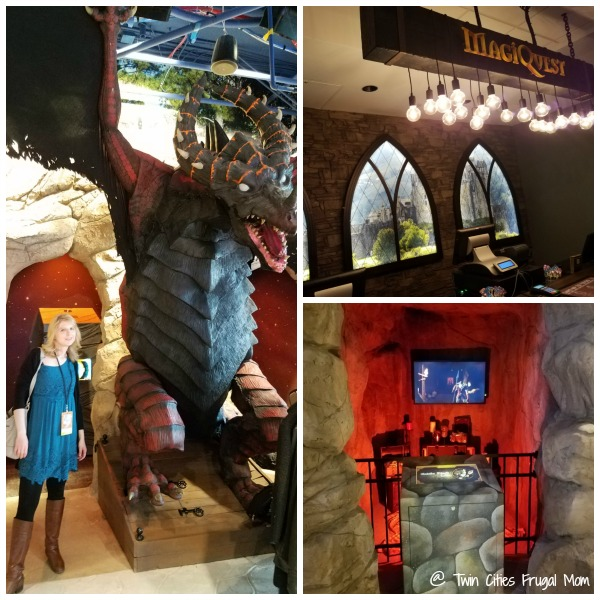 Great Wolf Lodge MagiQuest in Bloomington