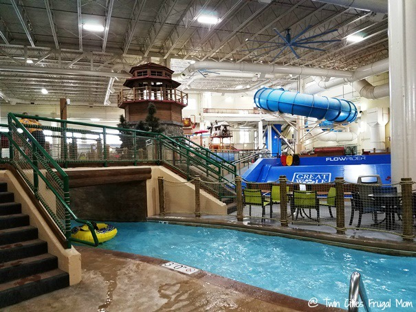 Great Wolf Lodge Water Park in Bloomington