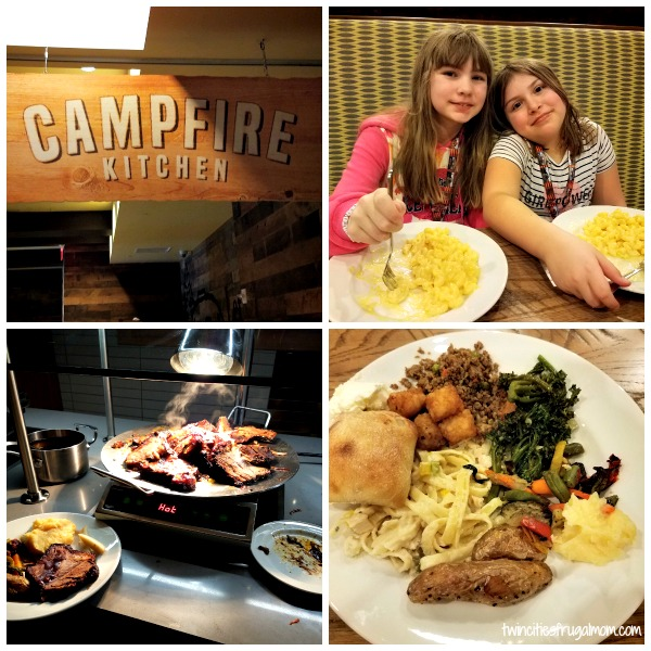 Great Wolf Lodge Bloomington Campfire Kitchen